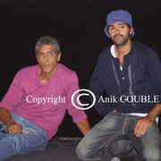 Samy Naceri et Jamel Debbouze  / Photo : Anik Couble