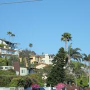 Les demeures de rêve de  Santa Monica - 2011 © Anik COUBLE