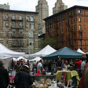 Vide Grenier à New York - 2010 © Anik COUBLE