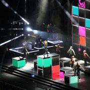 Concert de Madonna (MDNA Tour 2012), au Stade de France à Paris © Anik COUBLE