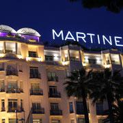 Hôtel Martinez - Cannes - 2011 © Anik COUBLE