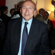 Gérard Collomb © Anik COUBLE