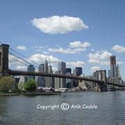 Brooklyn Bridge - 2010 © Anik COUBLE