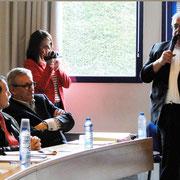 Pierre Dupré, Président de Iris RFID, fondatrice de la Breizh RFID Vallée