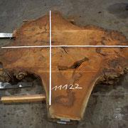 Sapeli Mahagoni Maser Knolle, rustikale Tischplatten