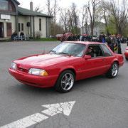 Mustang 1993 d'Érick Lamoureux
