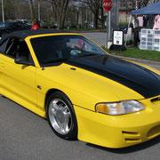 Mustang 1994 de Sylvain Chagnon