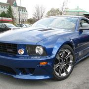 Mustang Saleen 2006 de Ben Serena