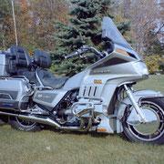Goldwing Aspencade 1986