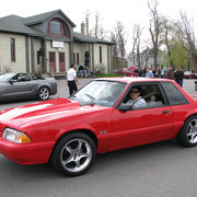 Mustang 5.0  1992