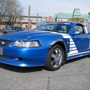 GT modifiée 1999 de Jean-Guy Perron