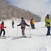 23日 西館山スキー場