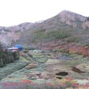 朝の黒沢池