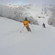 23日 寺子屋スキー場