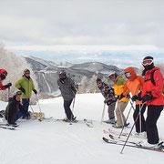 23日 東館山スキー場23日 西館山スキー場