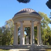 Tempietto monoptero, Boschetto, Foggia 2013