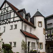 Restaurant in historischem Gebäude