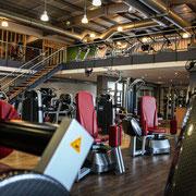 Fitnessstudio Innenbereich