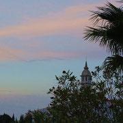 ein Sommertag beginnt ... Algarve in Pastell