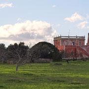 charmantes altes Herrenhaus bei Vila Nova de Cacela