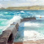 Gale Force, Sennen