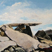 The summit of Glyder Fach