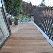 Pavimento terrazza in legno