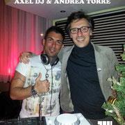 AXEL DJ & ANDREA TORRE