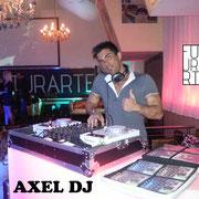 AXEL  DJ .DISCOTECA FUTURARTE