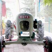 Hatz H113 Frontansicht
