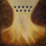 Khopri - Oleo 100x100 (2002) - Daniel Dankh