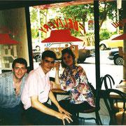 Gn Hosni - Mozo en Pizza Hut - Zamalek - El Cairo