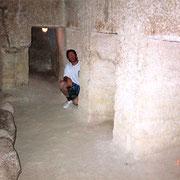 Pirámide de Micerino - Cámaras subterráneas - Dankh