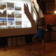jimdo inc, SF meta handstand