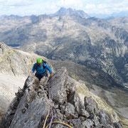 Cursos de montaña y escalada en Madrid