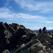 Cresta del Cerro de los Huertos