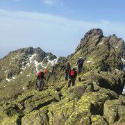 Integral circo de Gredos con Guía de Montaña