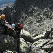 curso crestas y aristas en Madrid