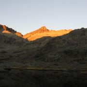 Ascensión Ameal de Pablo con Guía de Montaña