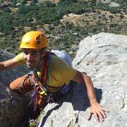Curso de escalada Clásica Madrid