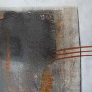 Mischtechnik auf Leinwand, 70 x 80 cm