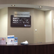 Maple Walkin Reception