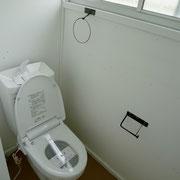 暖房便座のトイレ