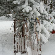 Winter in der Kinderstube Kunterbunt