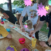 Sommerfest/Kreativzeit