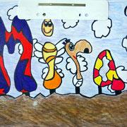 Kunstunterricht In Der Grundschule Kunstbeispiele Für Die 4 Klasse