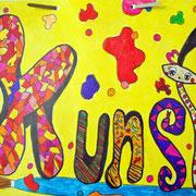 Kunstunterricht in der Grundschule, Kunstbeispiele für die 4