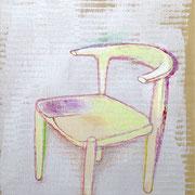 大切な人の椅子