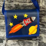 3.500.0.20 Kindergartentasche aus Blachenstoff ,Motiv wählbar