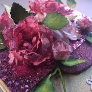 Geschenkbox Gold-Rosa